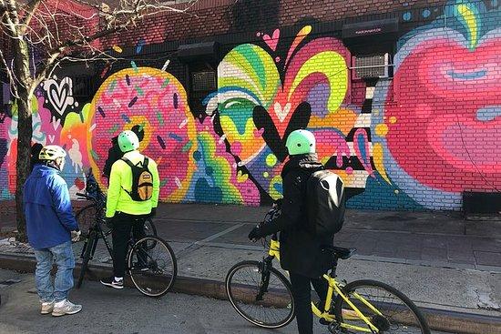 NYC Street Art-fietstocht
