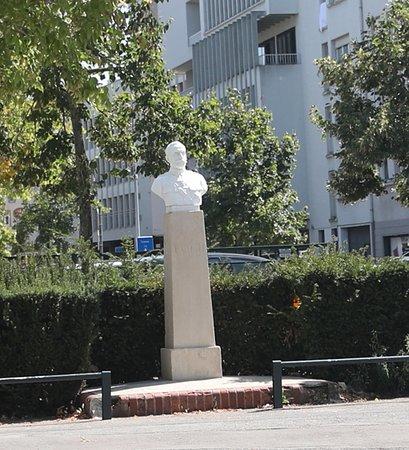 Buste du maréchal Foch