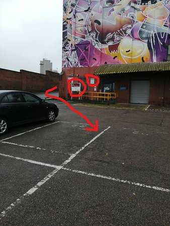 Watch out, this is the private car park where you should have valeting service included... costs £60 to leave your car there. Better upgrade to a nicer hotel....