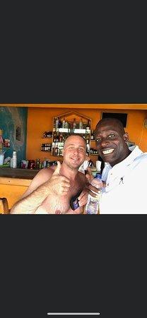 Un bar vicino Port Antonio