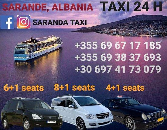 Saranda Taxi