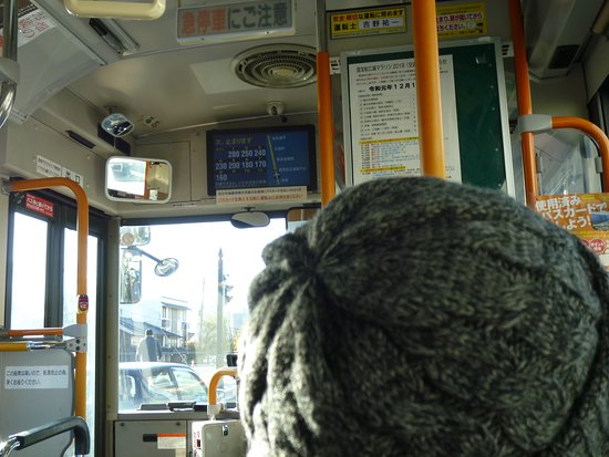 Matsue City Traffic Office, City Bus