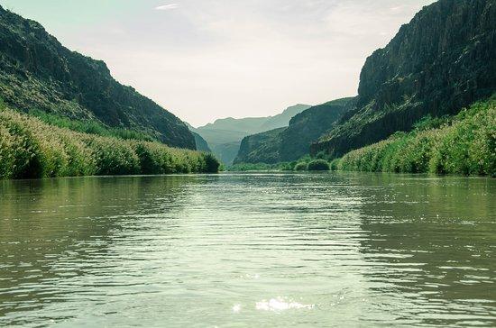 Beautiful landscapes.
