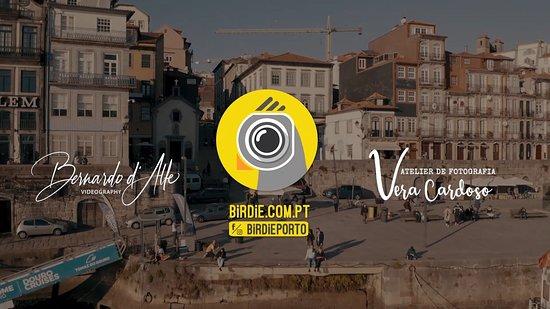 Passeio pela zona da ribeira no Porto