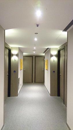 飯店住客樓層