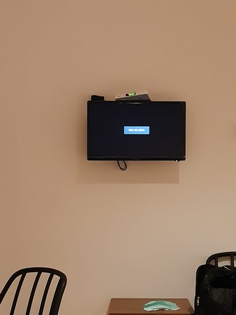 No signal, tv hanya jadi pajangan