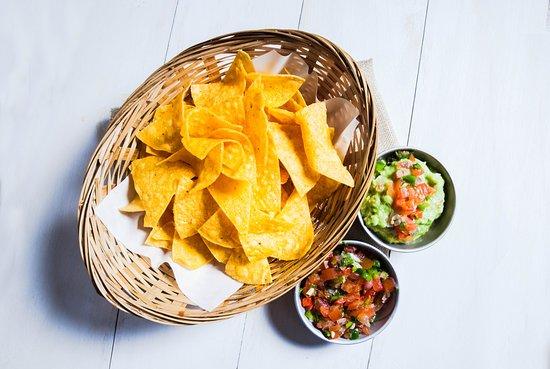 Chips & Dip (Holy Trinity)