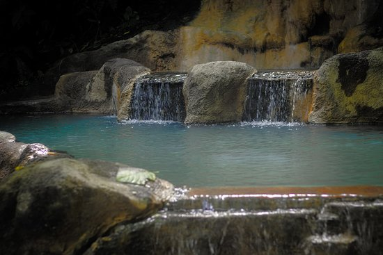 it is a very similar hot spring = the exact shot is not from calderat, but it is as neat as this one