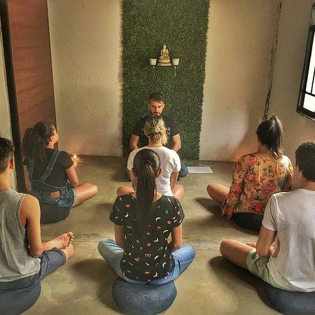 Meditação Guiada Zazen.