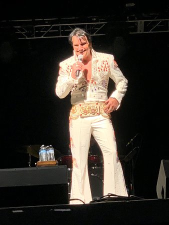 Elvis Impersonator- Terry Padgett