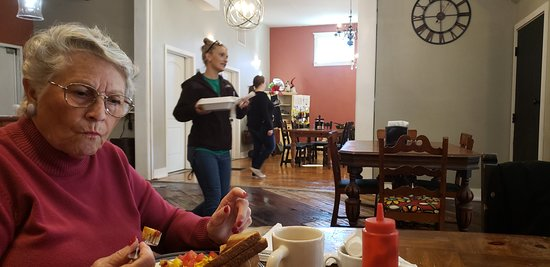 Perryville, KY: Salted Honey Cafe