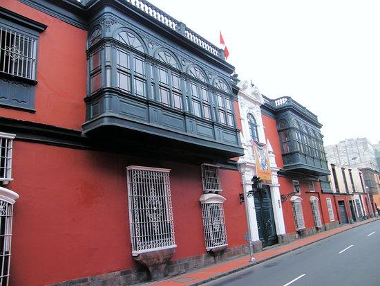 Casa de Riva Aguero