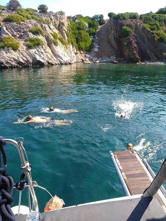 Family Swimming