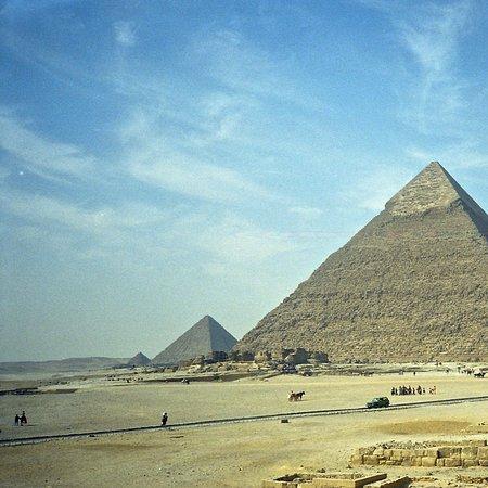 This photo needs no description, the eternal Pyramids of Gizeh