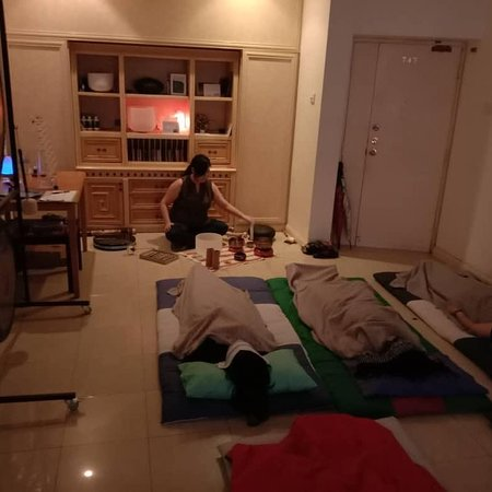 Sound Massage Healing Therapy Cameron Highlands