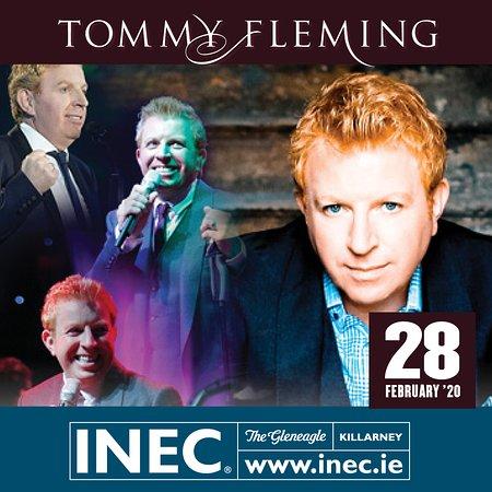 Tommy Fleming live at the Gleneagle INEC ARENA Killarney