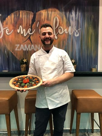 GIUSEPPE AND THE CHRISTAMAS PIZZA