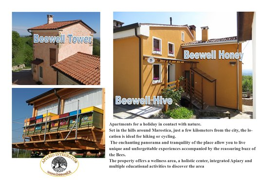 Marostica, Ιταλία: Beewell Italy foto d'insieme