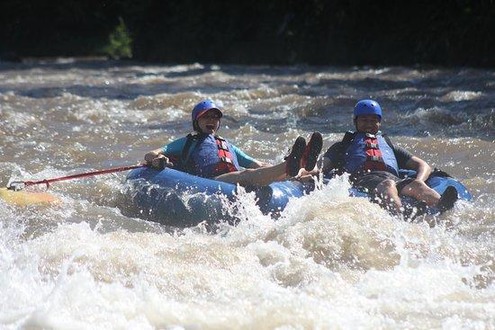 Costa Rica's BEST River Tubing Adventure with www.ArenalRiverTubingAndHiking.com