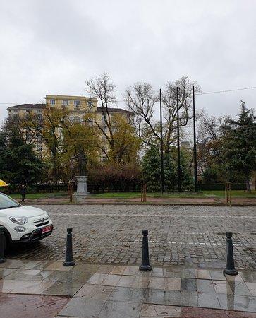 Great area of Sofia