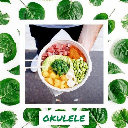 La Nostra Bowl di Poke OKULELE