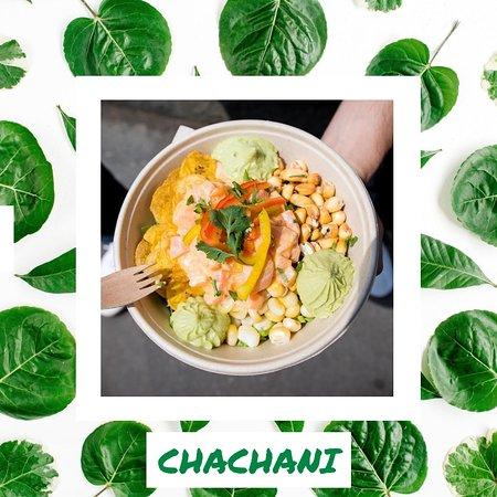La Nostra Bowl di Ceviche CHACHANI