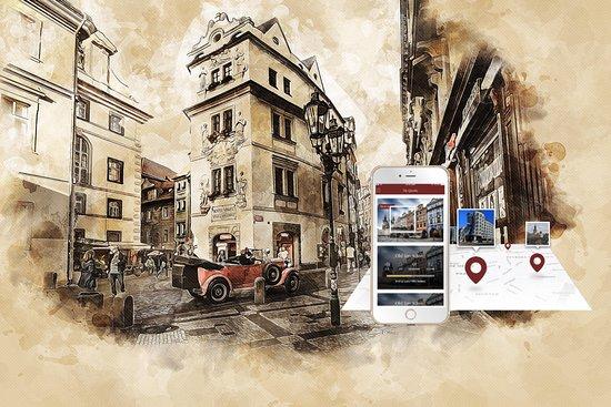 Оригинальные экскурсии по Праге в игровом формате Quest in Tour