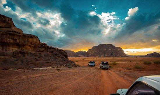 Wadi Rum Thrill Tours