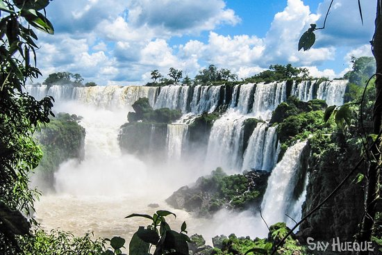 Iguazu Falls Tours by Say Hueque
