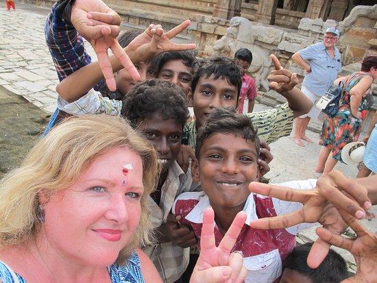 Inde : Enfants indiens du Kérala