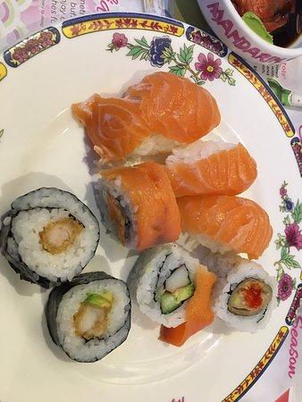 Mandarin meals.
