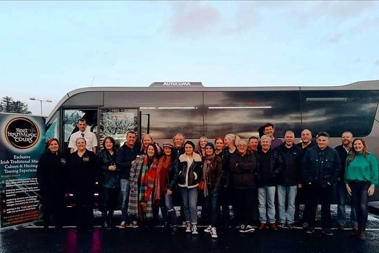 Reel Irish Music Tours