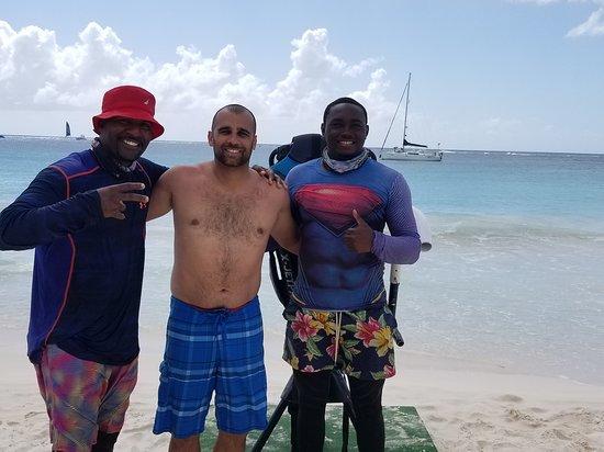 Foto Jetblade in Barbados
