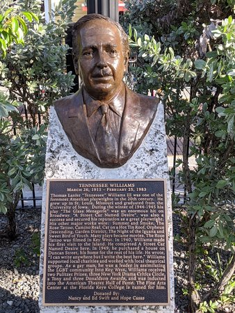 Memorial Sculpture Garden, Key West - Tripadvisor