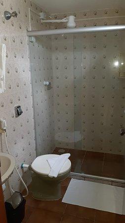 banheiro 2 chalé família