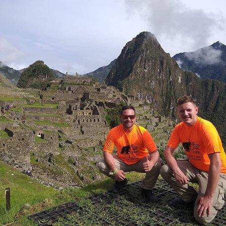 Classic Inca Trail to Machu Picchu by eco Path trek