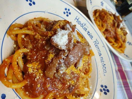 Antica Hostaria Romanesca Rome Parione Restaurant