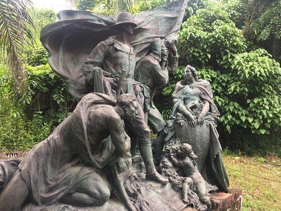 Monument du Souvenir Congolais
