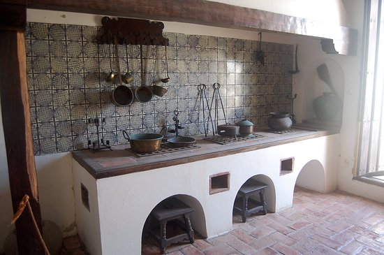 Kitchen of home