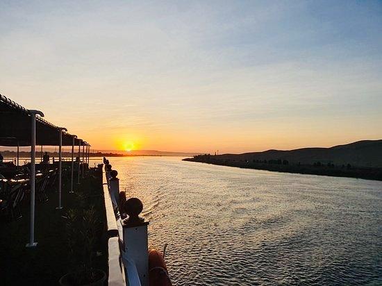 الأقصر, مصر: Nile Cruise