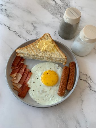 American Breakfast (Available All Day)