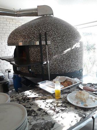 Pizza ZAGARA Tagliatelles aux truffes