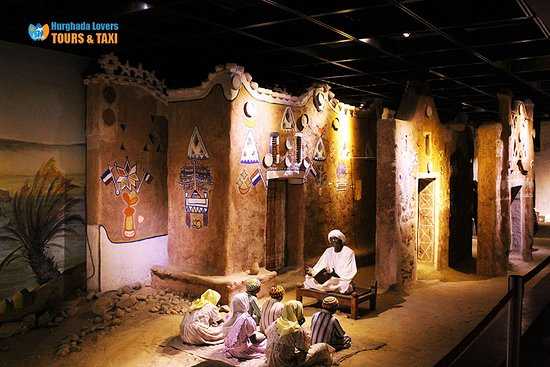 Assuan, Ägypten: Nubian Museum Cultural Historical Egypt Tourist Places in Aswan Tourist Attractions – Hurghada Excursions https://hurghadalovers.com/nubian-museum-aswan/
