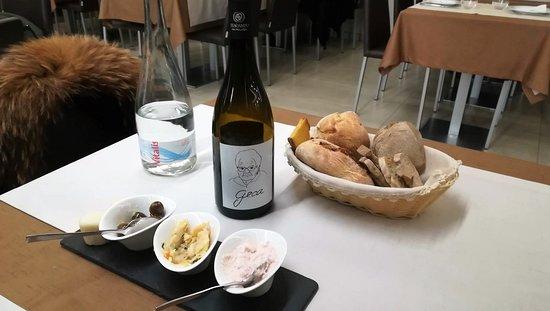 Aperitivos e o vinho