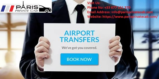Paris Private Cab provides Affordable Transfers To & From Airport - Book  Today & Save. Fast & Secure Booking. Member Exclusive Deals. Shared Shuttles. @ https://www.parisprivatecab.com/