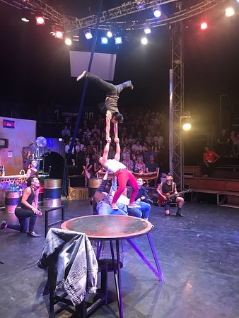 Phare: The Cambodian Circus Show in Siem Reap – fotografia