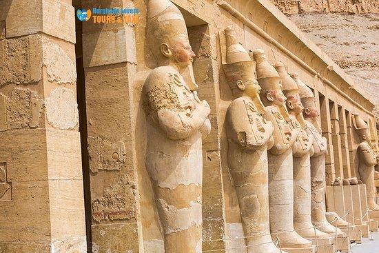 الأقصر, مصر: Luxor Day Tour to visit Ancient Pharaonic Egypt Tourist Places in Luxor Tourist Attractions – Hurghada Excursions https://hurghadalovers.com/luxor-day-tour/