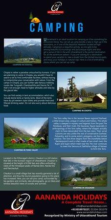 Chopta, Indie: Camping Packages with Aananda Holidays