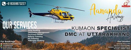 Haridwar, Hindistan: Kumaon Specialist DMC