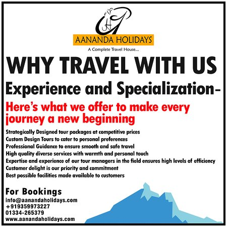 Haridwar, Hindistan: Why Travel with Us